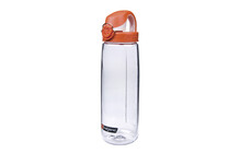 Nalgene Everyday OTF Flasche transparant/orange